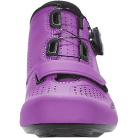 Bontrager Sonic Road Schuhe Damen purple lotus